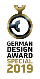 Die Werbeagentur UNIKAT aus Aschaffenburg gewinnt German Design Award 2019